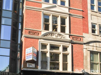 Mercer & Wells store at 15 Chichester Rents in London WC2.