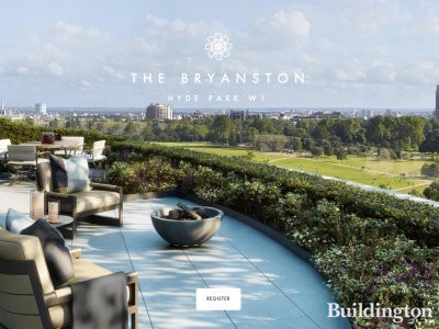 The Bryanston, the residential part of the Marble Arch Place development www.thebryanston.co.uk