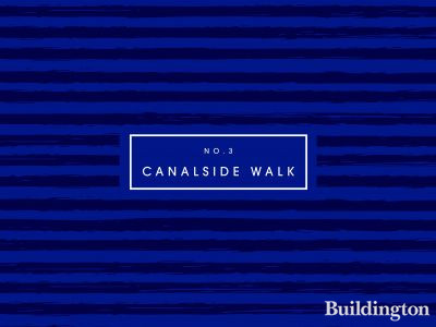 No. 3 Canalside Walk development in Paddington - cover of the sales brochure in 2017 at jllresidential.com