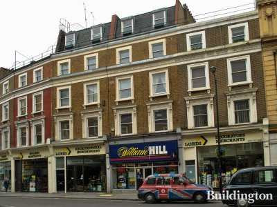 William Hill at 123 Westbourne Grove in 2012