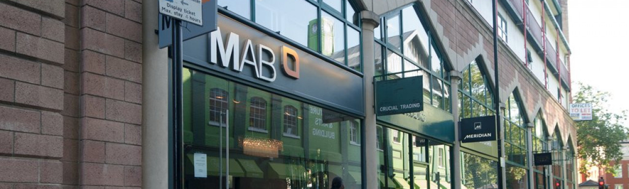 MAB at 535 King's Road in London SW10