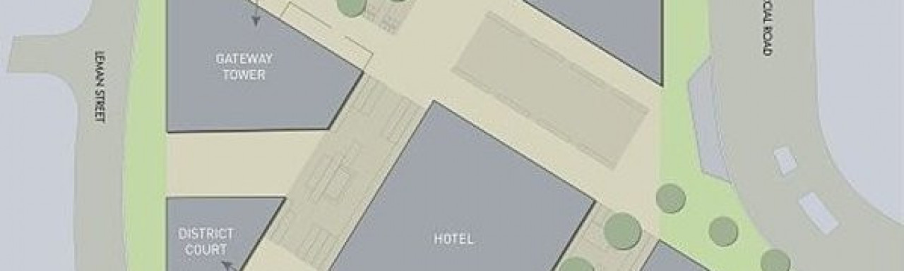 Aldgate Place site plan at barratthomes.co.uk; screen capture.