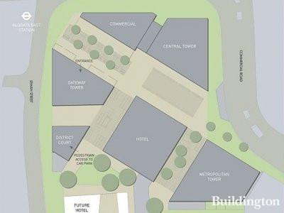 Aldgate Place site plan at barratthomes.co.uk; screen capture.