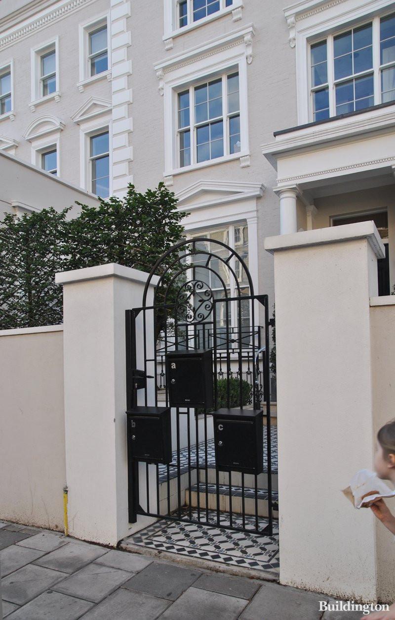 Notting Hill Ladbroke Grove 166 westbourne grove - westbourne grove w11 2rw | buildington