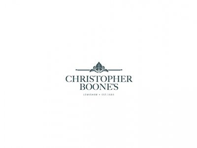 Christopher Boone's development logo on Site Sales website at site-sales.co.uk