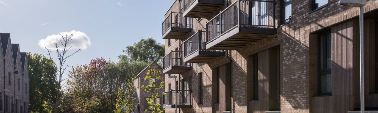 The Cut new homes on Salter Road by Hyde New Homes hydenewhomes.co.uk; screen capture.