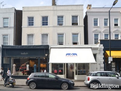 Love Brand & Co at 170 Westbourne Grove in Notting Hill, London W2