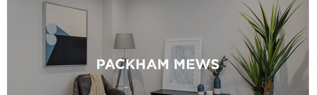 Packham Mews new apartments and houses on Fabrica website at Fabrica.co.uk.