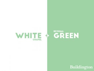 White + Green development by Higgins Homes in Bethnal Green, London E1