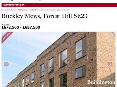 Buckley Mews