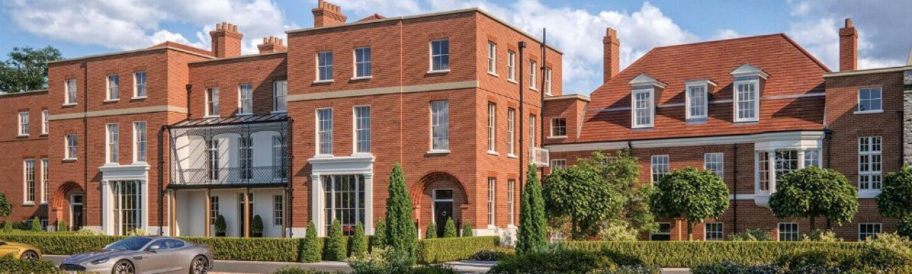 CGI of Rosary Manor development by Bellis Homes; screen capture from bellishomes.co.uk
