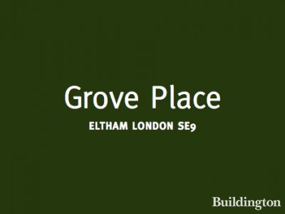 Grove Place development by Galliard in Eltham SE9