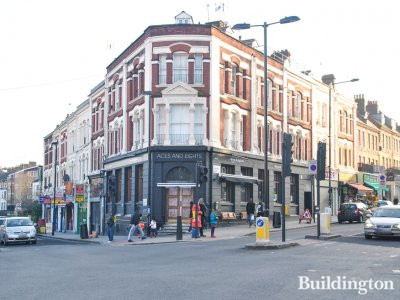 156-158 Fortess Road