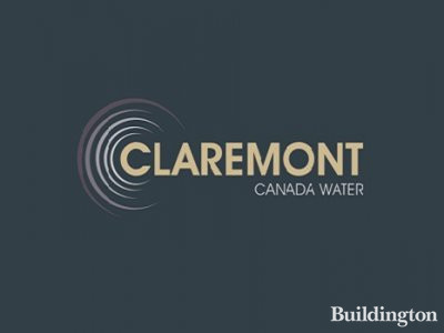 Claremont Canada Water apartments from Peabody