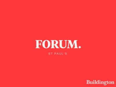 Forum St. Paul's brochure cover at forumstpauls.com.