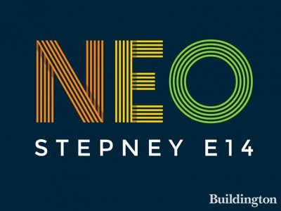 Neo Stepney development by L&Q at neostepney.com