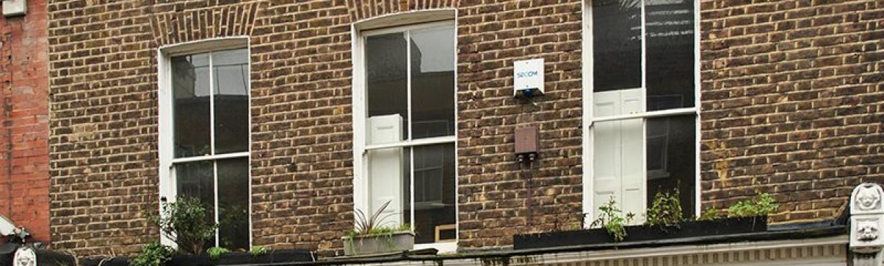 6 Homer Street  in Marylebone, London W1.