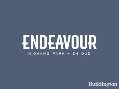 Endeavour by Fairview New Homes in Highams Park in London E4