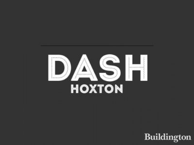 Dash Hoxton development by Counctryside Properties