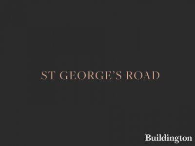St. Georges Road office development by Godfrey in London NW11