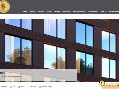 Sovereign House is advertising new apartments at 42 Well Street, Hackney E9, at sovereign-house.com.