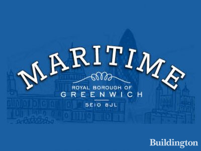 Maritime development by Fairview in Greenwich SE10