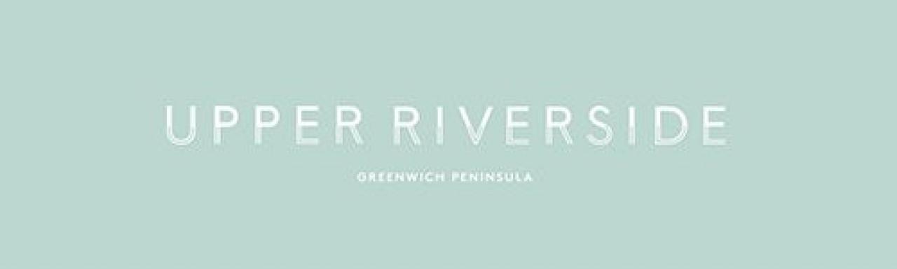 Upper Riverside development website can be found at upperriverside.co.uk.