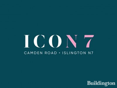 ICON7 development by Origin Housing in Islington, London N7.