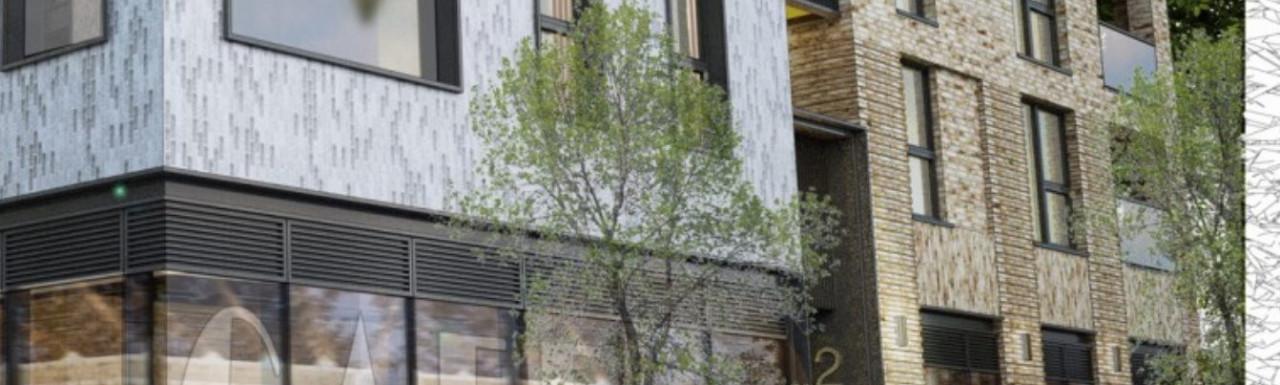 CGI of South Grove development on Hadley Property website at hadleypropertygroup.com.