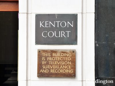 Kenton Court - This building is protected by television filming and recording.