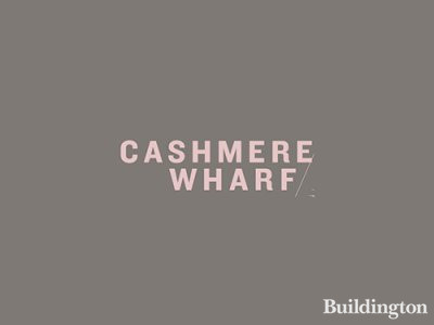 Cashmere Wharf brochure is available at londondock.co.uk