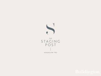 The Staging Post development logo.