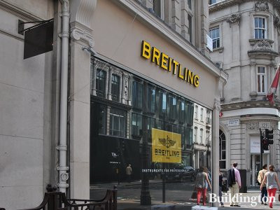 Breitling at 130 New Bond Street