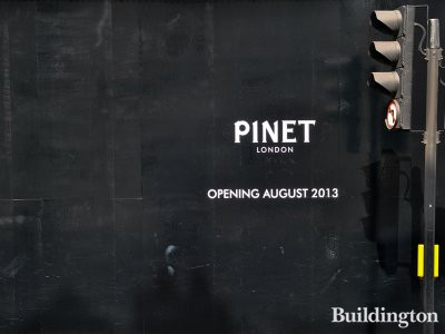 Pinet London opening August 2013