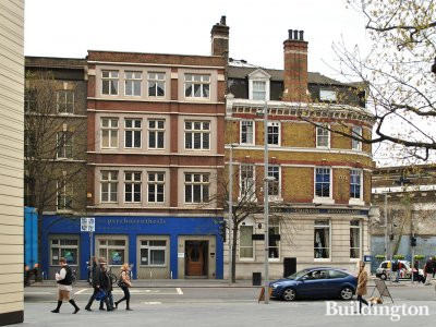 Psychosynthesis and Education Trust at 92-94 Tooley Street in London SE1.