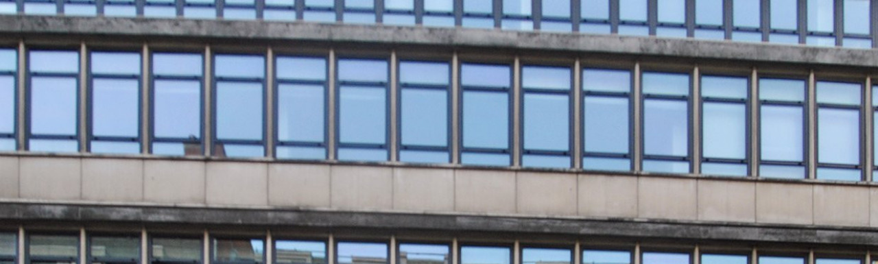 48-50 Jermyn Street building in St James's, London SW1.