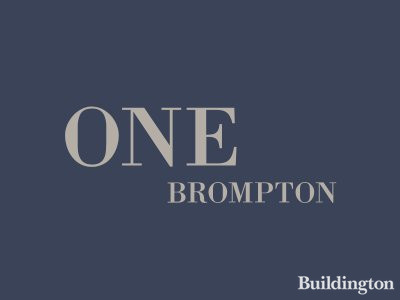 One Brompton development by The Thackeray Estate in Chelsea, London SW5.
