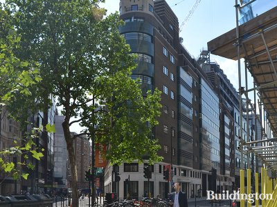 1 New Oxford Street building in London WC1.