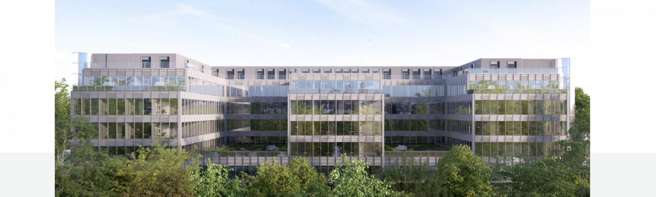 Apt Gunnersbury Park development in Brentford TW8; Screen capture from apt-living.co.uk