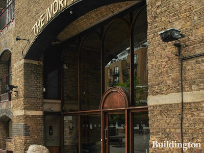 The Ivory House in St Katharine's Docks in London E1.