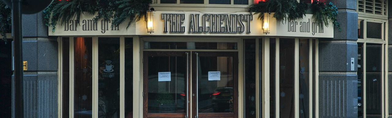 The Alchemist at 133 Houndsditch