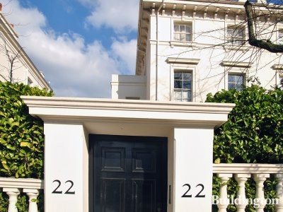 22 Warwick Avenue building in London W9.