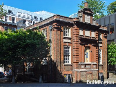 The Blewcoat School