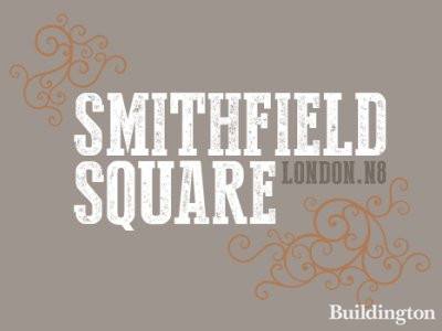 Smithfield Square development by St James London N8