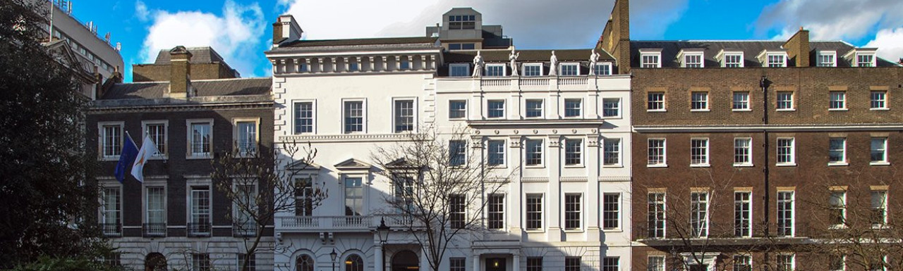 11 St James's Square building in 2014.