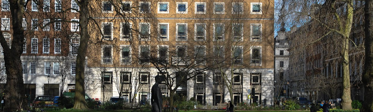 1-2 St James's Square in London SW1.