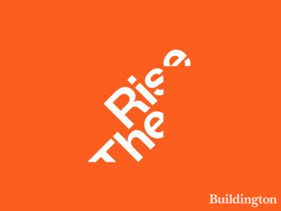 The Rise development logo therise.london