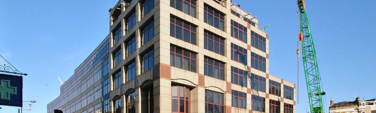 20 Farringdon Street office building in 2014.