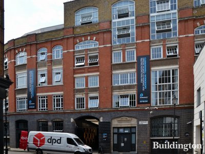 Clerkenwell Workshops by Workspace at 27-31 Clerkenwell Close - offices, studios, co-working and meeting rooms available.