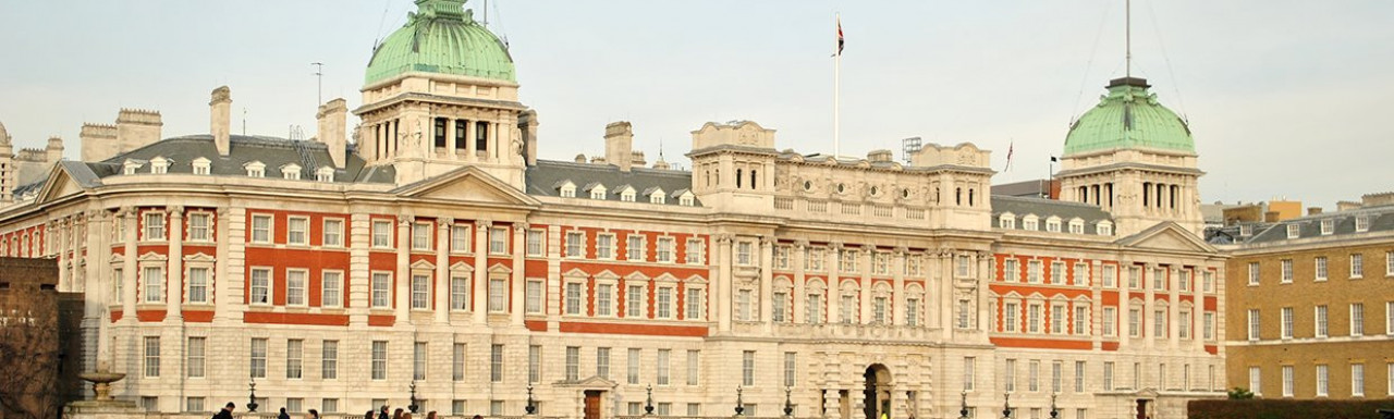 Old Admiralty Buildings